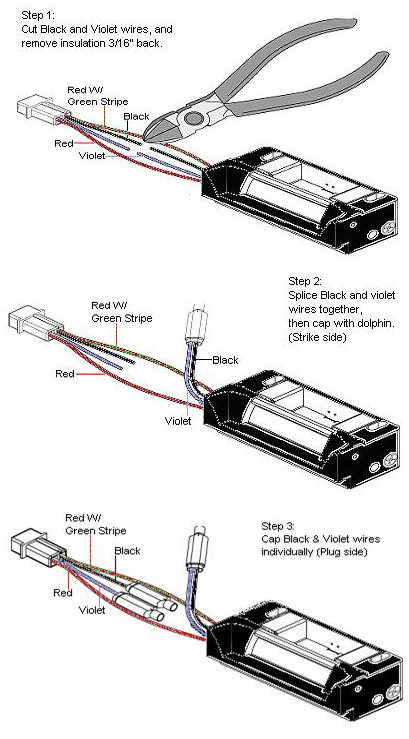 electric strike wiring diagram