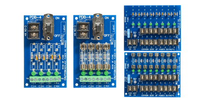 Securitron AQ Power Distribution Boards