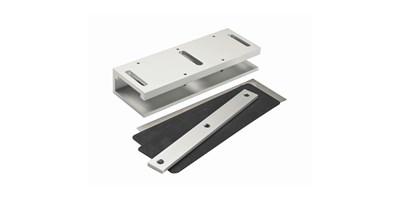 Vista Glass Door Bracket
